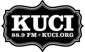KUCI logo)