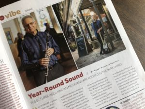Paul Green featured in Berkshire Magazine